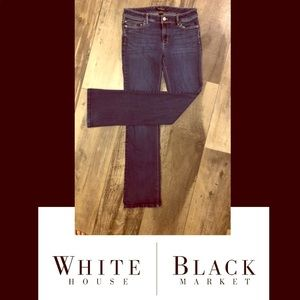⚫️WHITE HOUSE BLACK MARKET JEANS